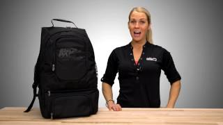 Download ISOPACK Blackout Meal Meal Management Backpack by Isolator Fitness Video