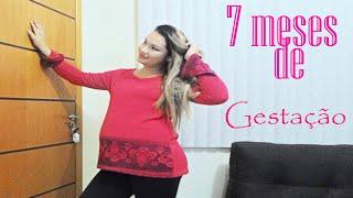 Download 7 meses de Gravidez - 27 e 28 semanas / DIÁRIO DE GRAVIDEZ por Carla Dias Video