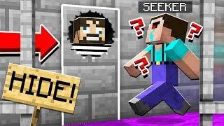 Download *LEGENDARY* HIDE AND SEEK GIVEAWAY!? Minecraft: JAIL BREAK #11 Video