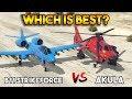 Download GTA 5 ONLINE : B11 STRIKEFORCE VS AKULA (WHICH IS BEST?) Video