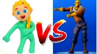 Download SUPERHERO BABIES FORTNITE DANCE CHALLENGE ❤ Spiderman, Hulk & Frozen Elsa Play Doh Cartoons For Kids Video