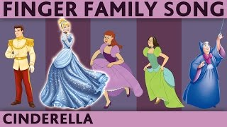 Download FINGER FAMILY NURSURY RHYMES Cinderella Prince Charming Video