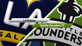 Download Highlights: LA Galaxy vs. Seattle Sounders FC | July 29, 2017 Video
