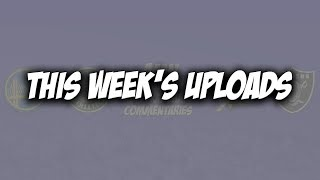 Download This Week's Uploads Video