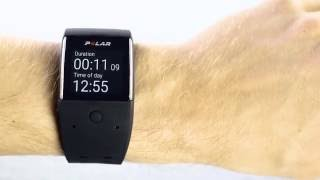 Download Polar M600 | Navigating the Polar App During Training Video