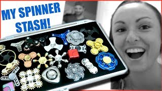 Download Wife Finds Husband's Expensive Fidget Spinner Collection! Video
