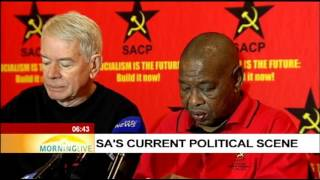 Download Political analyst Ralph Mathekga - SA's current political scene Video