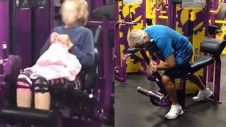 Download Planet Fitness Fail Compilation Video