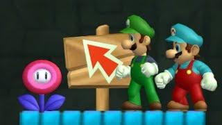 Download New Super Mario Bros. Wii Mario´s Wonderland - Walkthrough - #04 Video