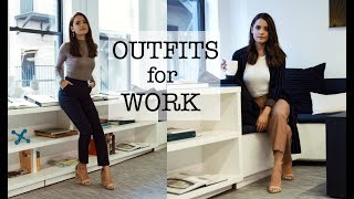 Download OFFICE LOOKBOOK | Professional Outfit Ideas! Video