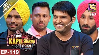 Download The Kapil Sharma Show - दी कपिल शर्मा शो - Ep - 119 - Fun With India Hockey Team - 8th July, 2017 Video