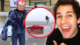 Download REAL LIFE IRON MAN SUIT!! (JET PACK) Video