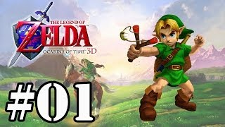 Download Let's Play : Zelda Ocarina of Time 3D - Parte 1 Video