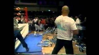 Download CRAZY JAPANESE PRO WRESTLING TEXAS DEATH MATCH FMW - GOTO ONITA 1990 Video