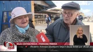 Download Rīgas Centrāltirgus – pārmaiņu priekšā Video
