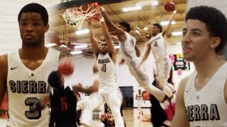 Download #1 Team Sierra Canyon is the Most Exciting team in the Country! Scottie Pippen Jr, Kenyon Martin Jr Video