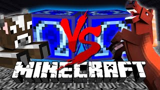 Download Minecraft: OMEGA LUCKY BLOCK CHALLENGE   Morph Mod Hunt Video