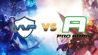 Download MVP vs PROARMY [Bảng A][23.11.2017] - Garena Liên Quân Mobile Video