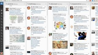 Download Tweetdeck Tutorial Video