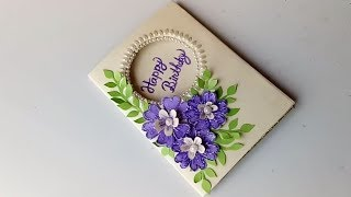 Download Beautiful Birthday card idea-DIY Greeting Cards for Birthday. Video