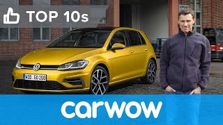 Download New 2017 Volkswagen Golf revealed – the most hi-tech hatch? | Top 10s Video