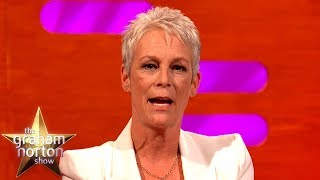 Download Elon Musk LOVES Spinal Tap According to Jamie Lee Curtis | The Graham Norton Show Video