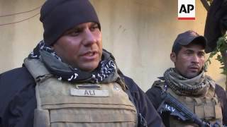Download Intelligence grows in fight aginst IS in Mosul Video