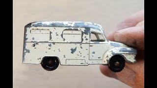 Download MATCHBOX Restoration No 14c Bedford L.C.C. Ambulance 1962 Video