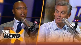 Download Caron Butler on Lakers signing 'tough guys', Kobe vs LeBron, Kawhi and more | NBA | THE HERD Video