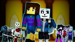 Download ″Judgement″ | Minecraft Undertale Music Video [GENOCIDE] (Song by TryHardNinja) Video