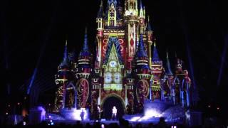 Download Happily Ever After Nighttime Spectacular Theme Performed Live by Jordan Fisher and Angie Keilhauer Video