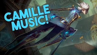 Download LoL Camille Login Screen & Music - League of Legends Video