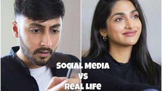 Download Social Media vs. Real Life Video