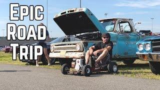 Download Power Tour 2018 | Ratty C10 & Mini Bikes on a 500 Mile Road Trip! Video