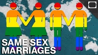 Download Which Countries Allow Same-Sex Marriage? Video