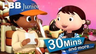 Download Yum Yum Chocolate Song | And Lots More Original Songs | From LBB Junior! Video