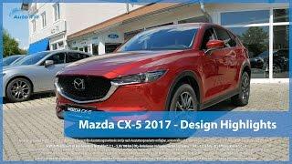 Download Mazda CX-5 2017 Design Highlights 4k (UHD) Video