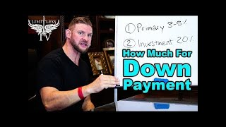 Download How Much Do I Need For A Down Payment - First Time Home Buyer Video