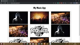Download Coding Challenge #3: JavaScript Music Website Play and Pause a Song with one Click on the Same Image Video