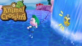 Download Animal Crossing: New Leaf - Water Walking Glitch! (Nintendo 3DS Gameplay Walkthrough Ep.71) Video