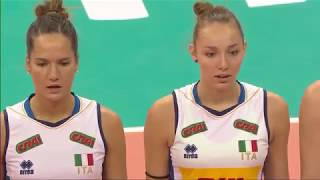 Download Women's VNL 2018: United States v Italy - Full Match (Week 1, Match 22) Video