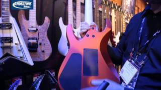 Download NAMM 2015 Archive - New Jackson and Charvel Guitars Video