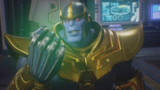 Download Marvel Vs Capcom Infinite - Thanos Finds Out The Truth Video