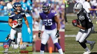 Download Top 10 Players Who Didn't Make the Top 100 Players of 2016 (#110-101) | NFL Video