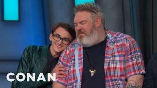 Download Kristian Nairn: Hodor Would Forgive Bran Stark - CONAN on TBS Video
