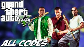 Download GTA V - ALL CHEATS + Demonstration [PC/PS3/Xbox360/PS4/XboxOne] Video