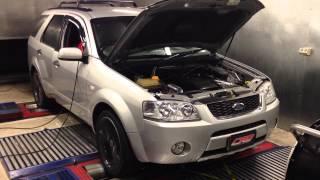 Download CRD custom tuned +300kW Ford Territory Turbo sleeper Video