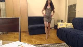 Download robe imprimer leopard Video