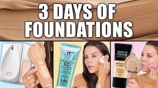 Download TESTING THE MOST OVERHYPED FOUNDATIONS Video