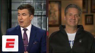 Download Coach Calipari reacts to Kentucky's seeding in 2018 NCAA Tournament | Bracketology | ESPN Video